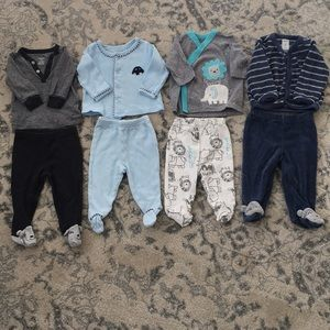 Other - Lot of 4 two piece outfits